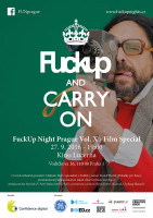 FuckUp Night Prague Vol. X