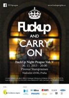 FuckUp Night Prague VOL. V